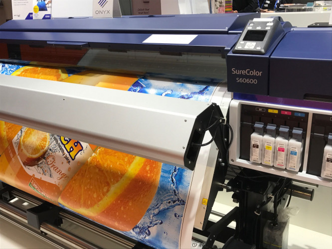Epson to focus on new profit creation ideas for Print Service Providers at The Print Show
