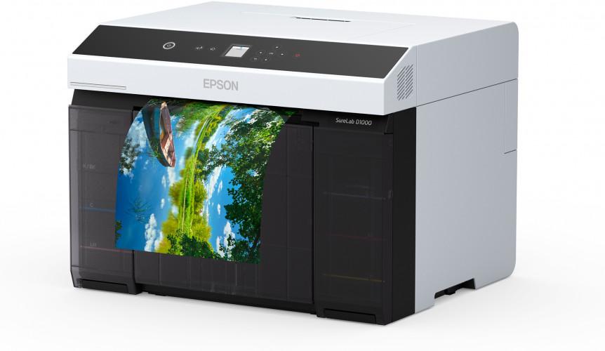 Neue Epson Drucker für doppelseitige Fotoproduktion