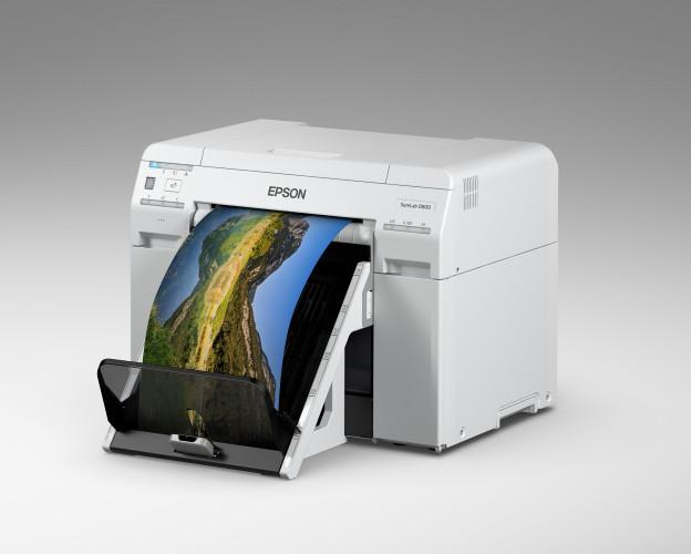Kompakter, vielseitiger Fotoproduktionsdrucker
