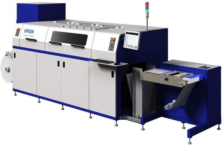 Neuer vielseitiger Epson SurePress Etikettendrucker