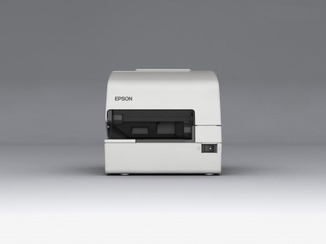 Neuer, kompakter PoS-Drucker für Scheckverarbeitung und Bondruck