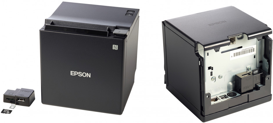 Einfache und sichere Fiskallösung von Epson