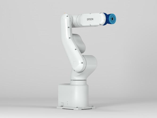 Společnost Epson vyhlašuje soutěž o roboty