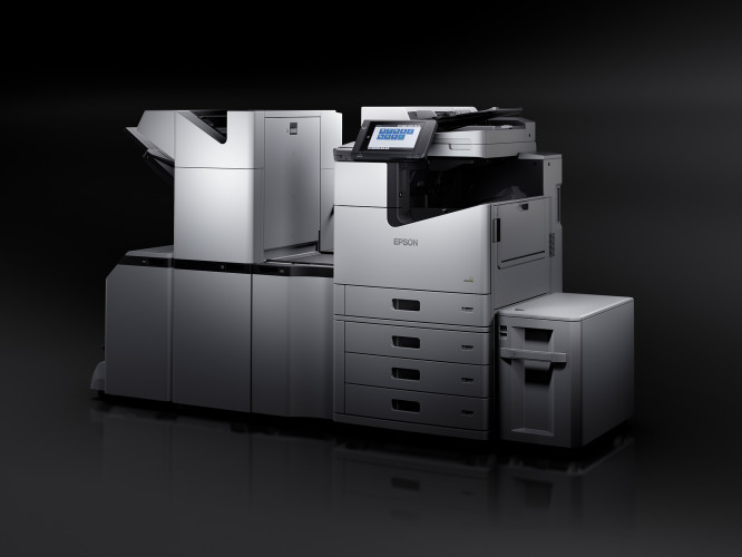 Epson verstärkt mit 2. Generation Epson WorkForce Enterprise sein A3-Linehead-Segment