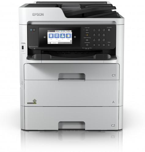 Sparen mit neuen Epson Business-Inkjets