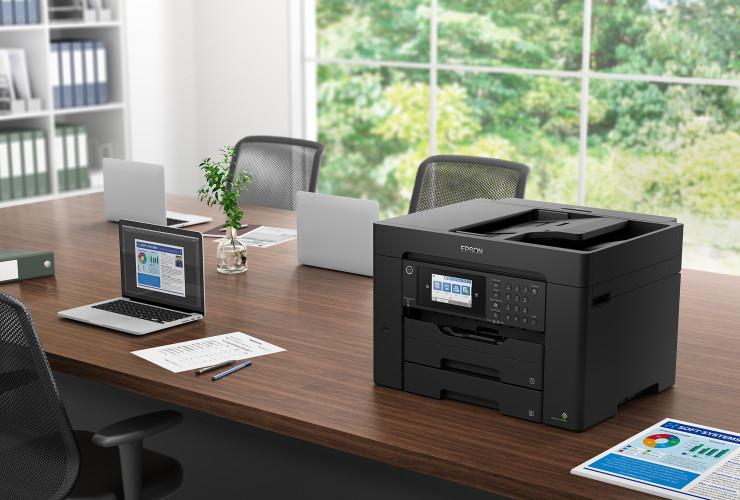 Neue Epson WorkForce Multifunktionsdrucker für Heimbüro und Schule