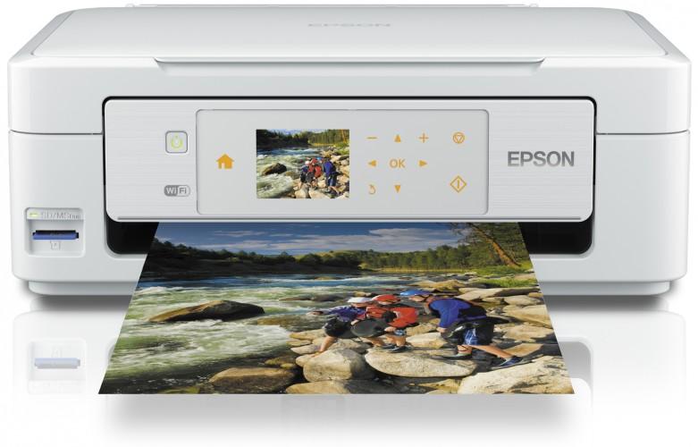 Neue Epson Expression Home Reihe mit Wi-Fi und Wi-Fi-Direct