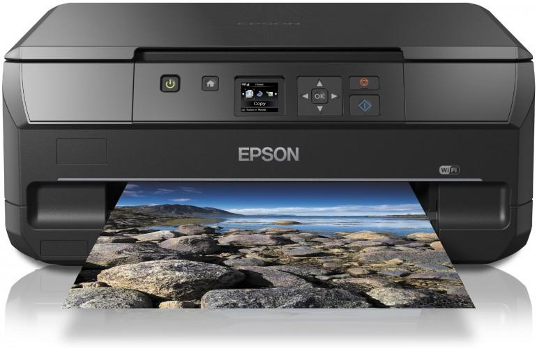 Neue Epson Tintenstrahldrucker für Heimanwender