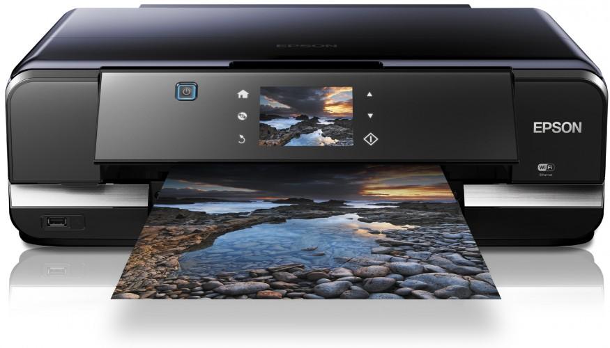 Neues, kompaktes Epson A3-Foto-Multifunktionsgerät