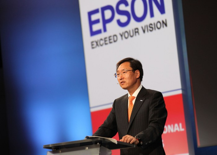 IFA: Epson president says crisis driving tech innovation