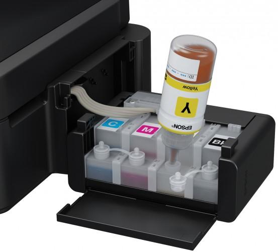 Epson mit neuer Druckerklasse: Ohne Patronenwechsel zu Hause drucken