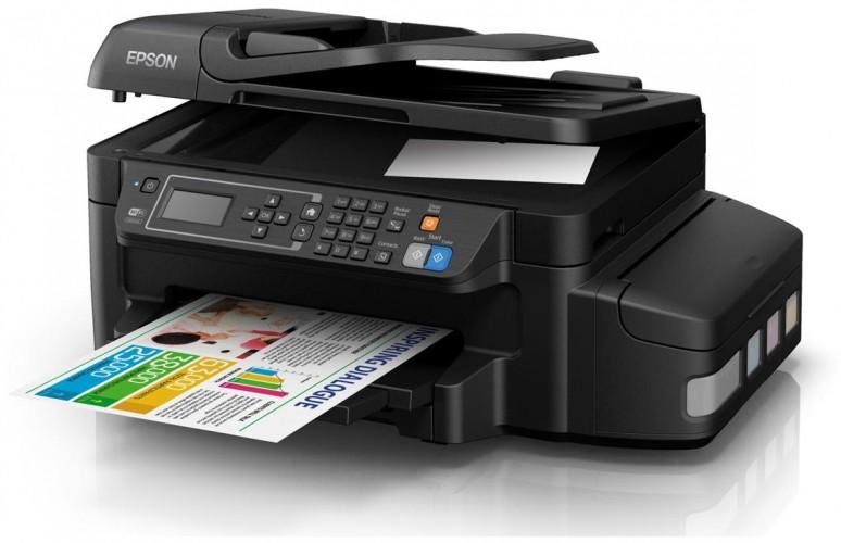 Epson lansează L655, multifuncționalul cu cerneală suficientă pentru printarea a 11.000 de pagini