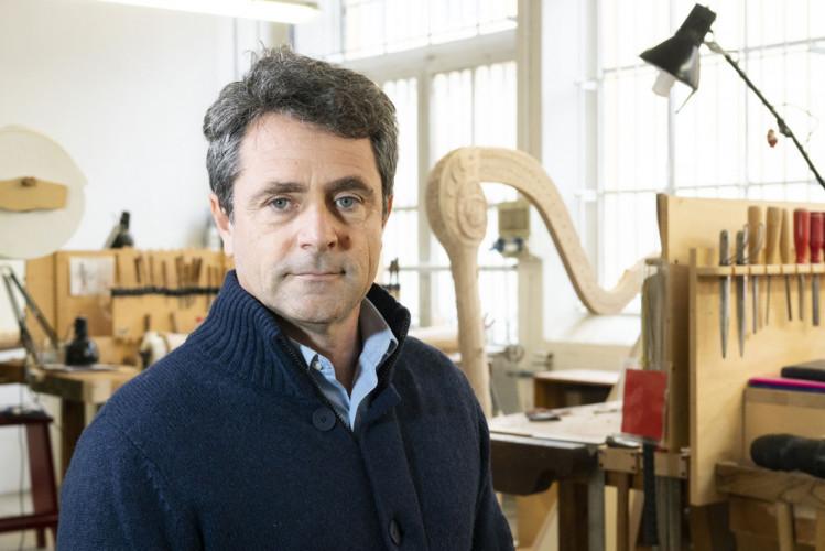 SALVI HARPS: L'ALTO ARTIGIANATO NELLA PRODUZIONE DI ARPE SCEGLIE EPSON