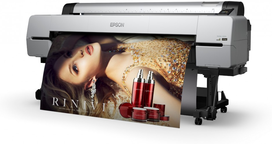 Epson lança impressora ultrarrápida SureColor SC-P20000 de 64 polegadas