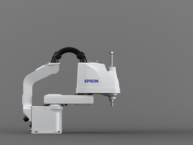 Neue Epson SCARA-Roboter