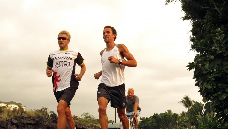 Runsense goes Ironman: Triathlet Andreas Raelert startet mit Sportuhr Epson Runsense SF-710 auf Hawaii