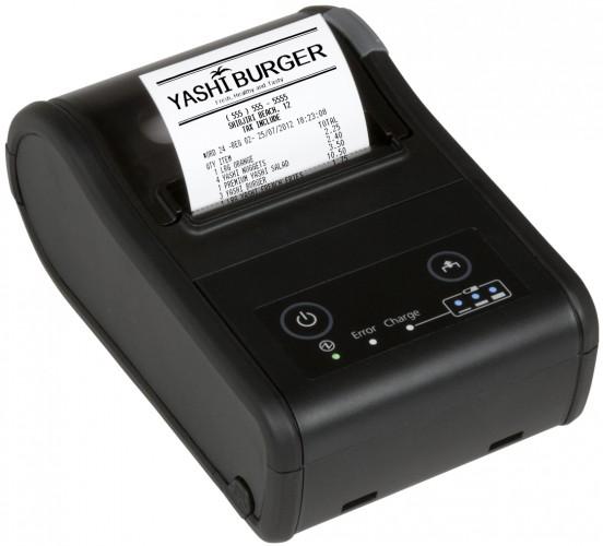 Bons und Etiketten mobil und wireless drucken