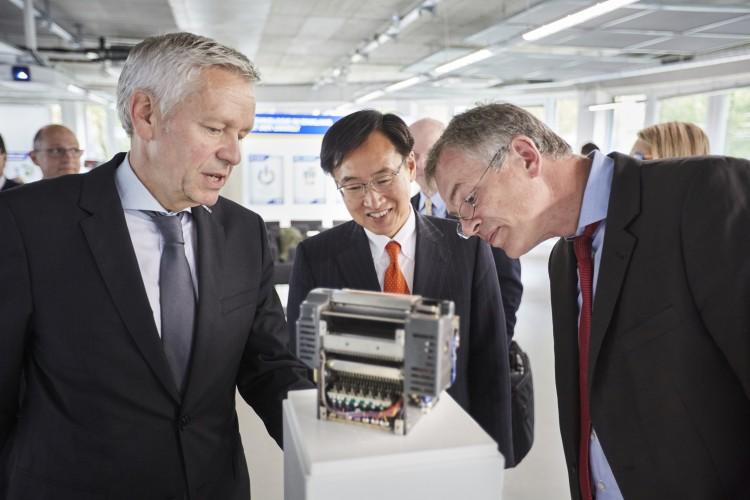 Epson Präsident bekräftigt Unternehmensengagement für eine nachhaltige Zukunft