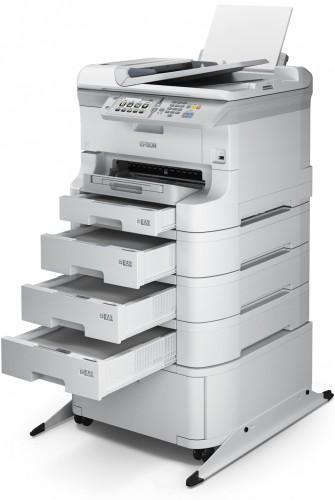 Bye, Bye Laser: 18 neue Business-Inkjet-Drucker von Epson