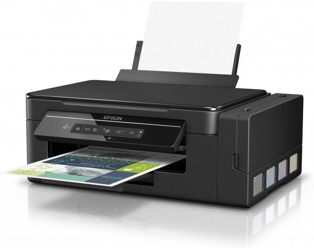 Epson renova a sua gama de impressoras EcoTank