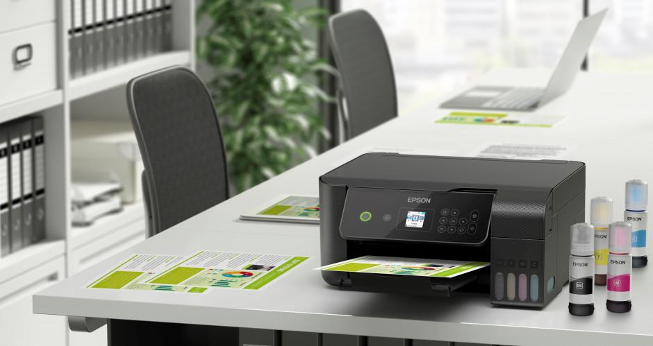 Epson on toimittanut jo 50 miljoonaa EcoTank-mustesuihkutulostinta