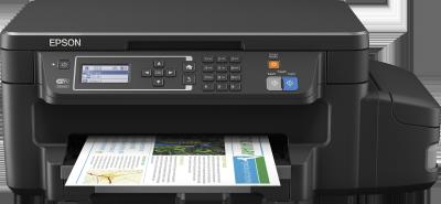 A Epson lança a ET-3600, que acrescenta a impressão frente e verso à impressora 3 em 1 sem tinteiros