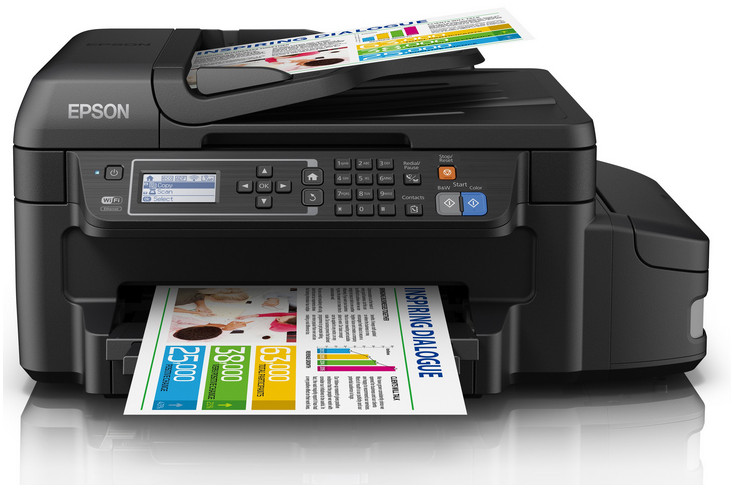 Say goodbye to cartridges with Epson