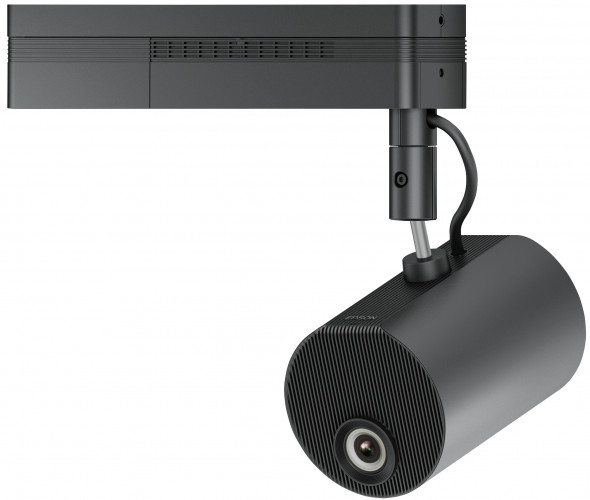 Epson announces new 2,000-lumen WXGA accent lighting projector for retail, galleries and museums