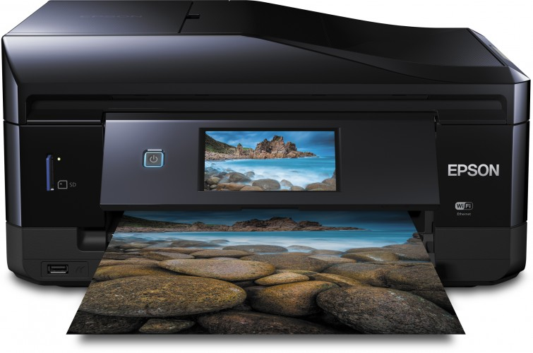 Sieben neue Epson All-in-Ones