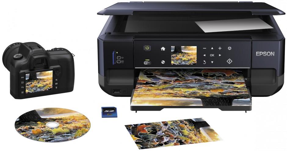 Epson Expression Premium: Vielseitige Drucker für Fotos und Textdokumente