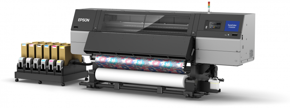 Epson expands its 76-inch dye-sublimation printer range