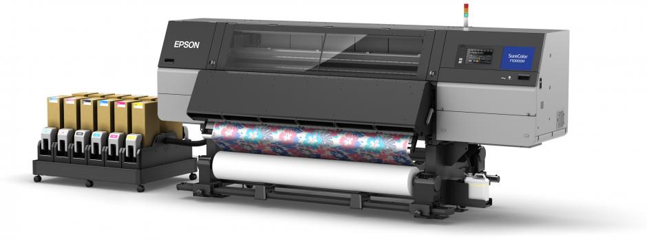 Epson étend sa gamme d'imprimante à sublimation 76pouces
