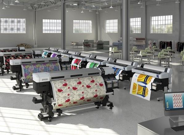 Ferme d'imprimantes : un concept émergent
