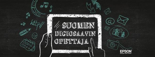 Kuka on Suomen digiosaavin opettaja – Shortlistatut kilpailijat julkistettu