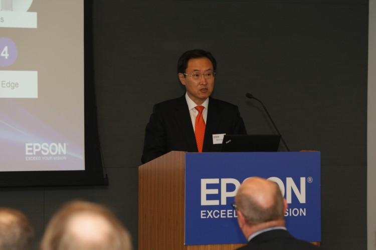 Epson fortalece Plano de Crescimento Europeu com investimento de 50 milhões de euros