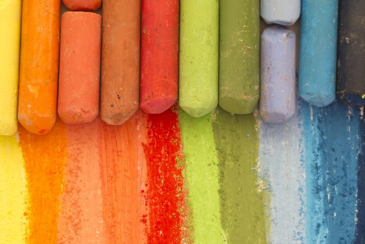Haben Farben Einfluss aufs Lernen?