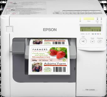 Epson distinguida com acreditação ISEGA para rotulagem de produtos alimentares