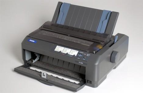 Epson lance la FX-890A, une imprimante ultra-solide et sécurisée, conçue pour les lieux de forte affluence