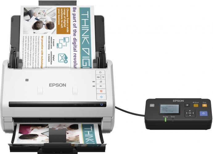 Dva inovativna, inteligentna poslovna skenera