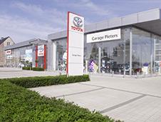 Toyota Garage Pieters maakt komaf met printeronderhoud dankzij Epson