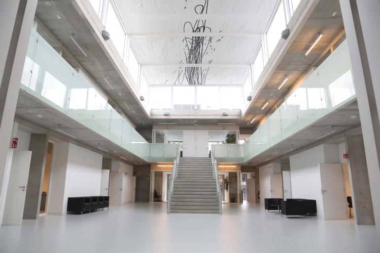Universiteit Antwerpen kiest voor Epson projectoren in nieuwe auditoria