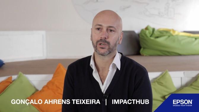 Epson e Impact Hub Lisbon estabelecem parceria para destacar tecnologia sustentável