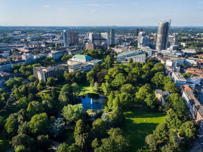 Nachhaltig im Büro: Die Grüne Hauptstadt Europas druckt mit Epson