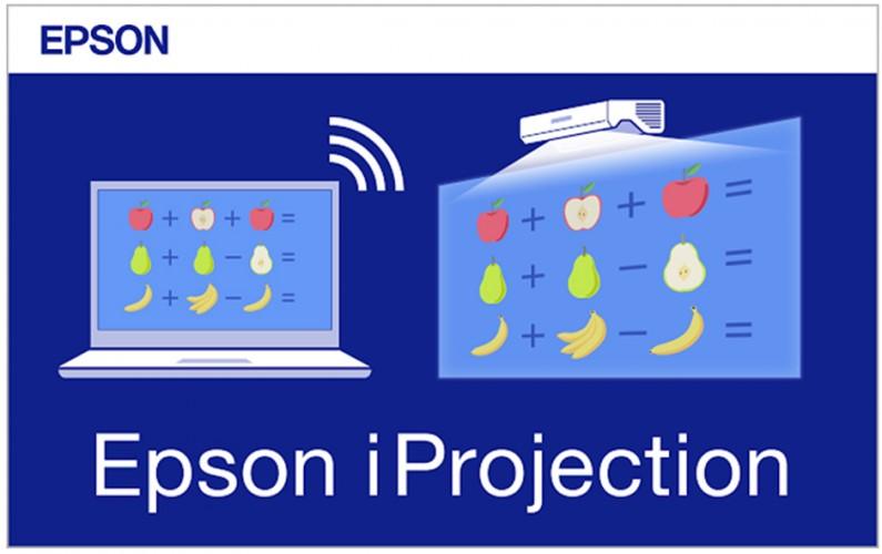 Epson iProjection-App für Chromebooks