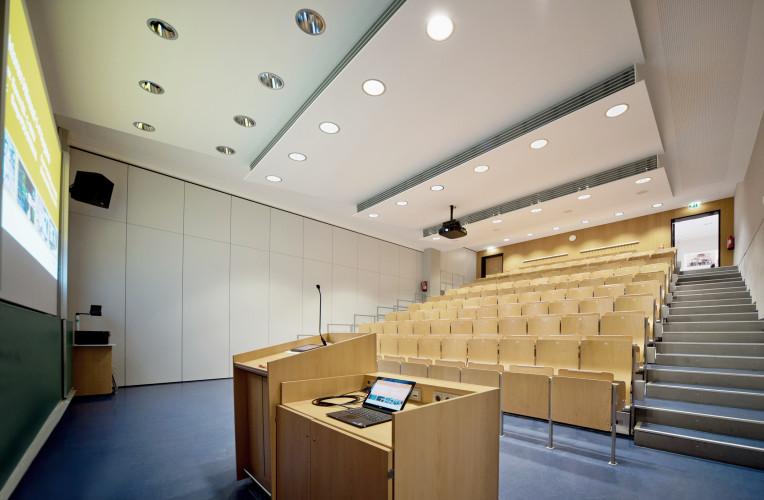 Case history: clinica universitaria di Halle (Saale)