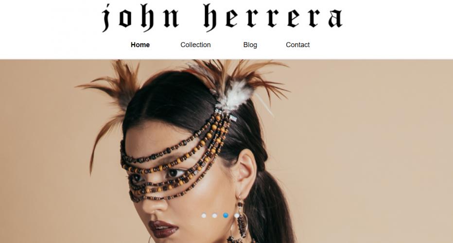 O John Herrera και η ομάδα της Epson συνεργάζονται για επίδειξη με έμπνευση τον Αετό στην Εβδομάδα Μόδας του Λονδίνου
