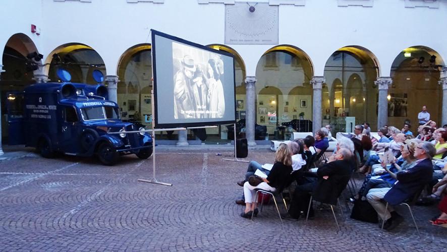Con il videoproiettore laser Epson, Cineteca Milano vince la luminosità delle serate estive