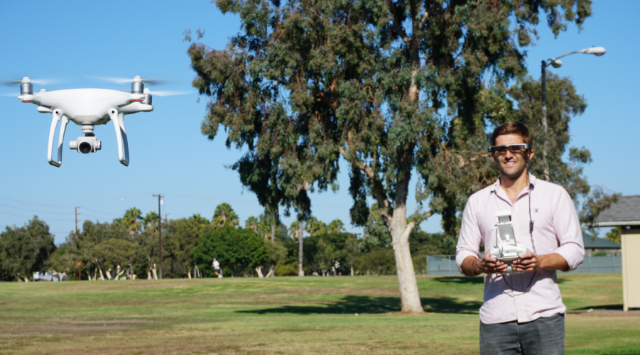 Epson Partners with DJI to Develop Augmented Reality Smart Eyewear Solutions for Piloting Drones