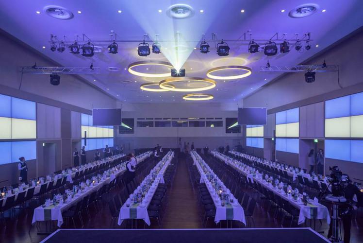 Westfalenhallen Dortmund setzen auf Epson Projektoren