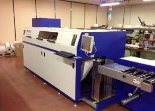 Printing company Brachet installs Epson's Surepress L-4033AW